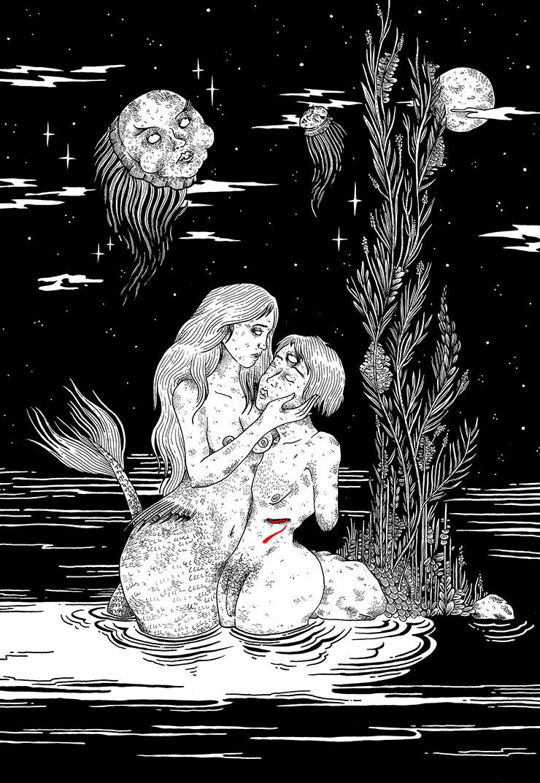 But a mermaid has no […]