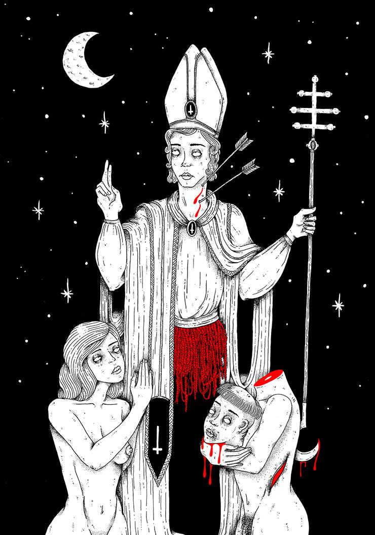 V — Le Pape