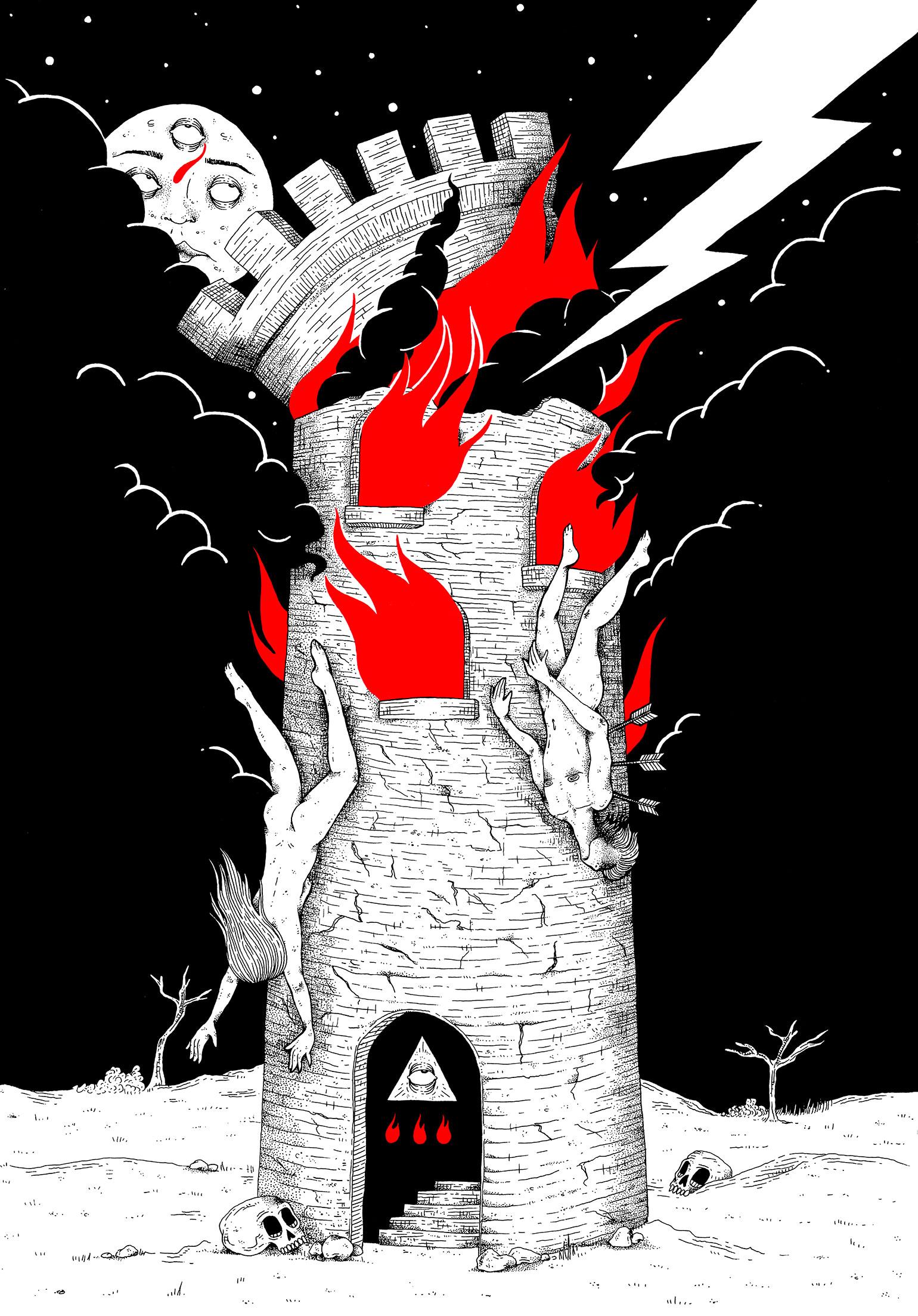 La-Satanee_XVI-La-maison-dieu
