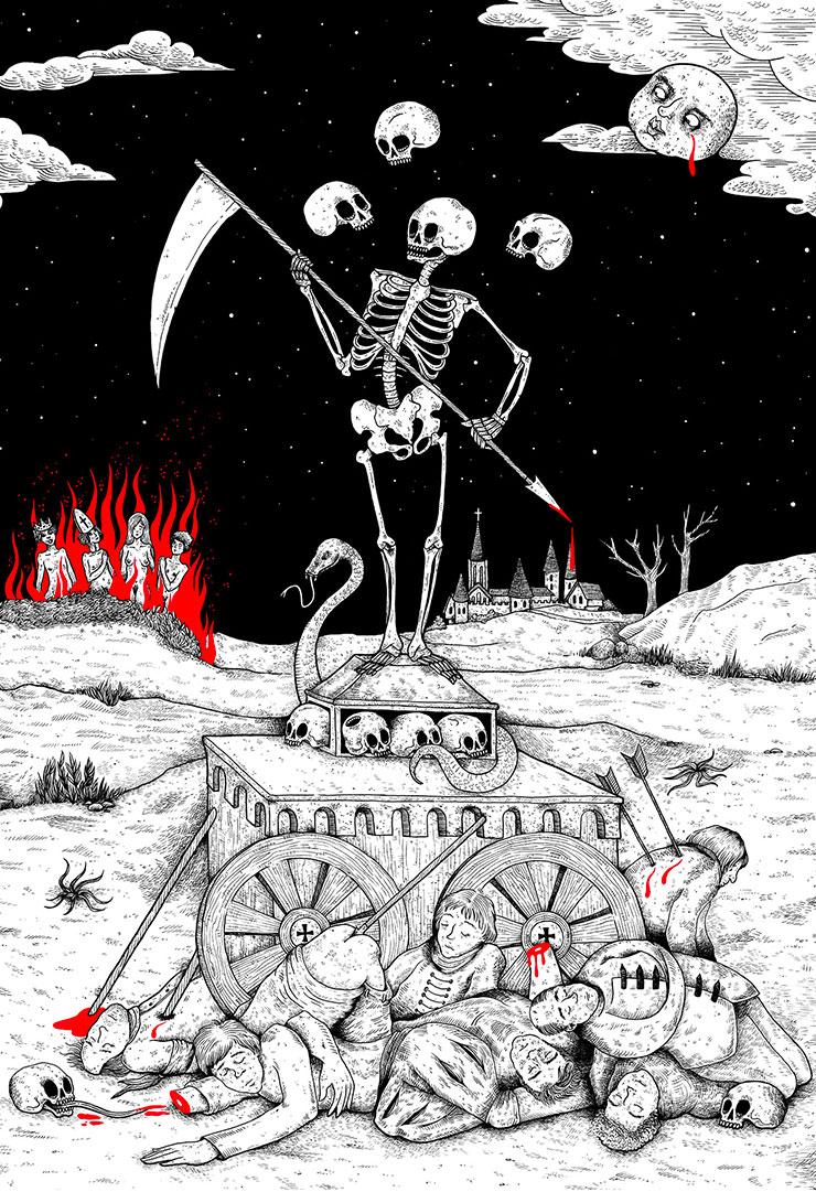 Le Triomphe de la Mort
