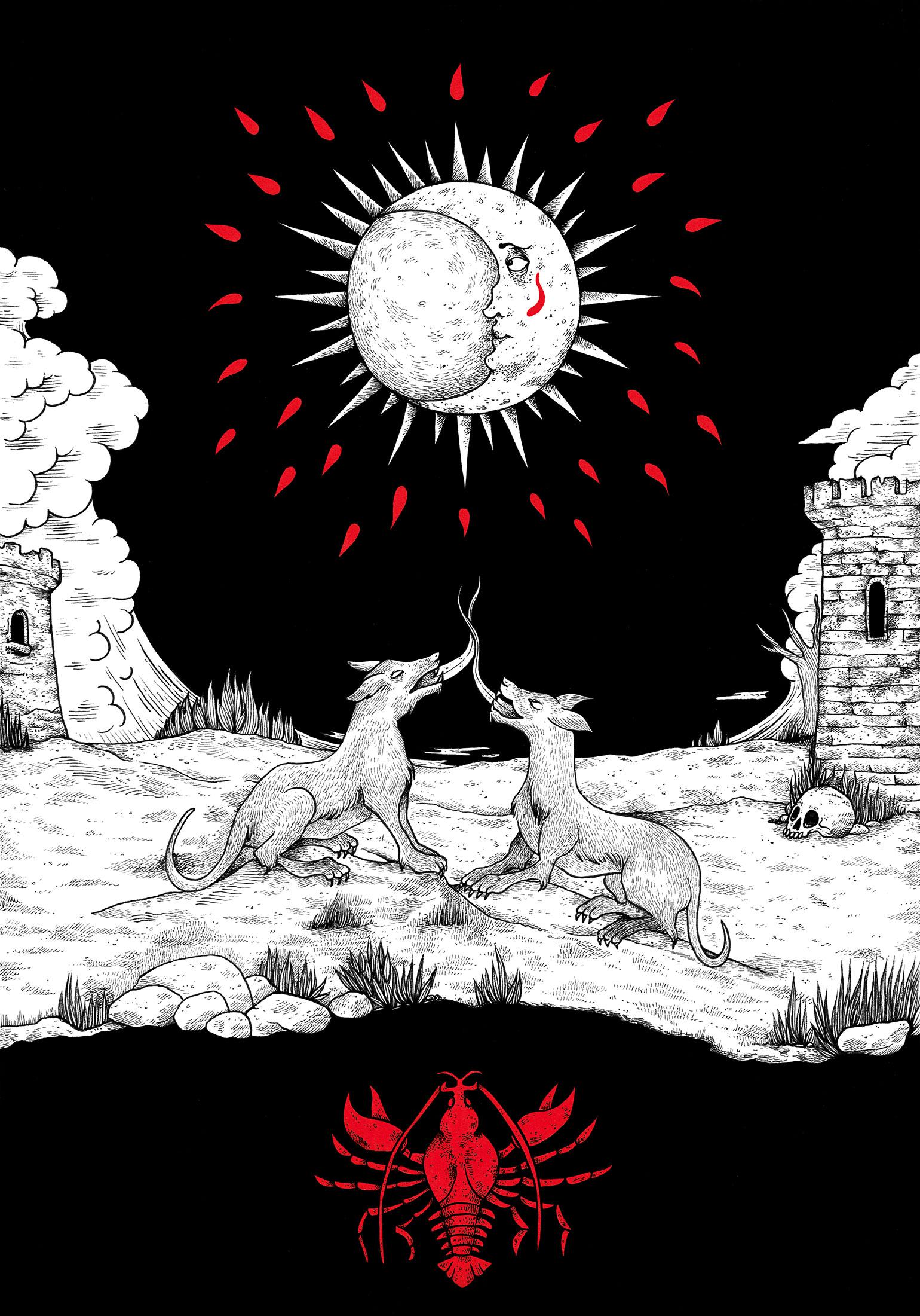 La-Satanee_XVIII_La-Lune