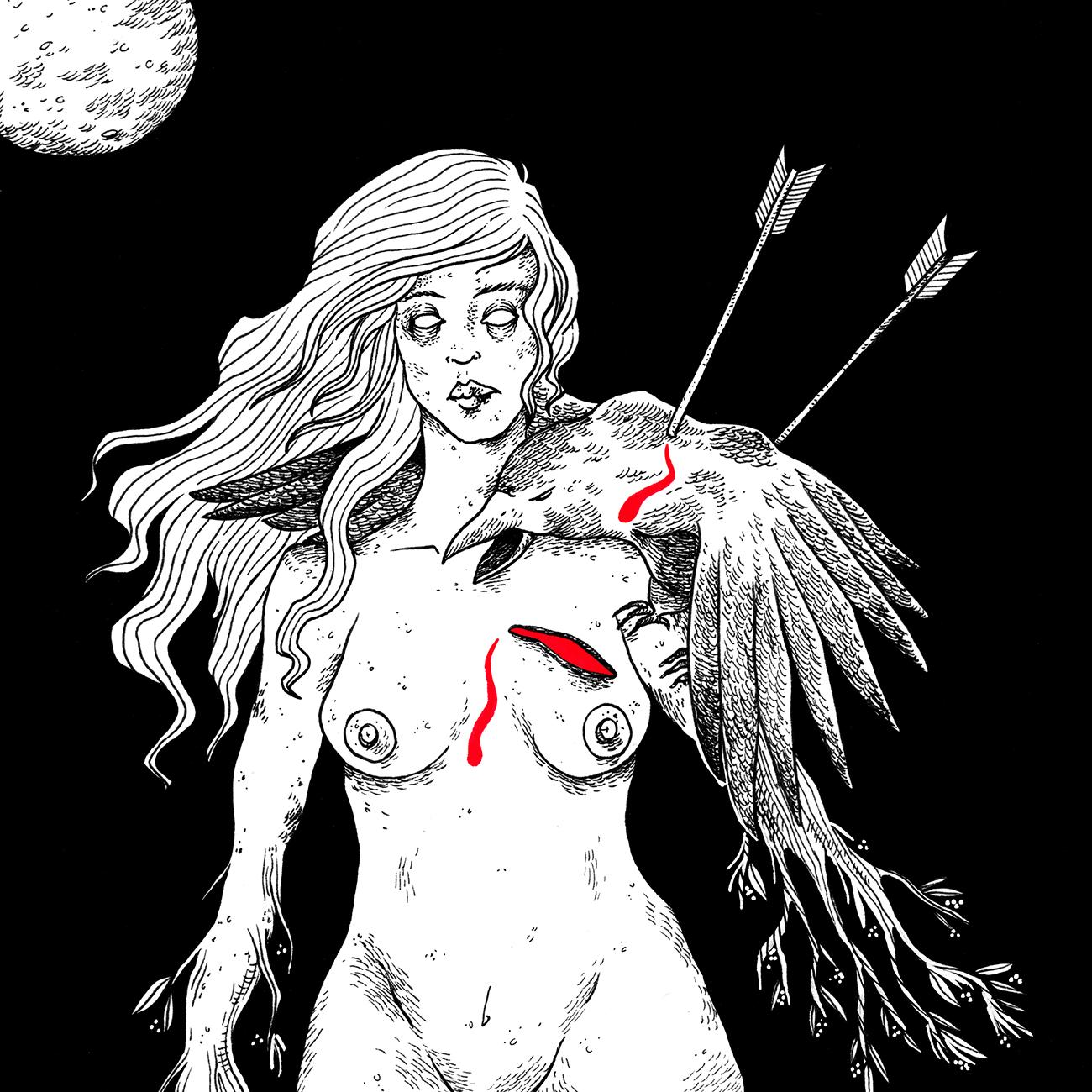 La-Satanee_bewitchallenge-2020_Animal-spirit