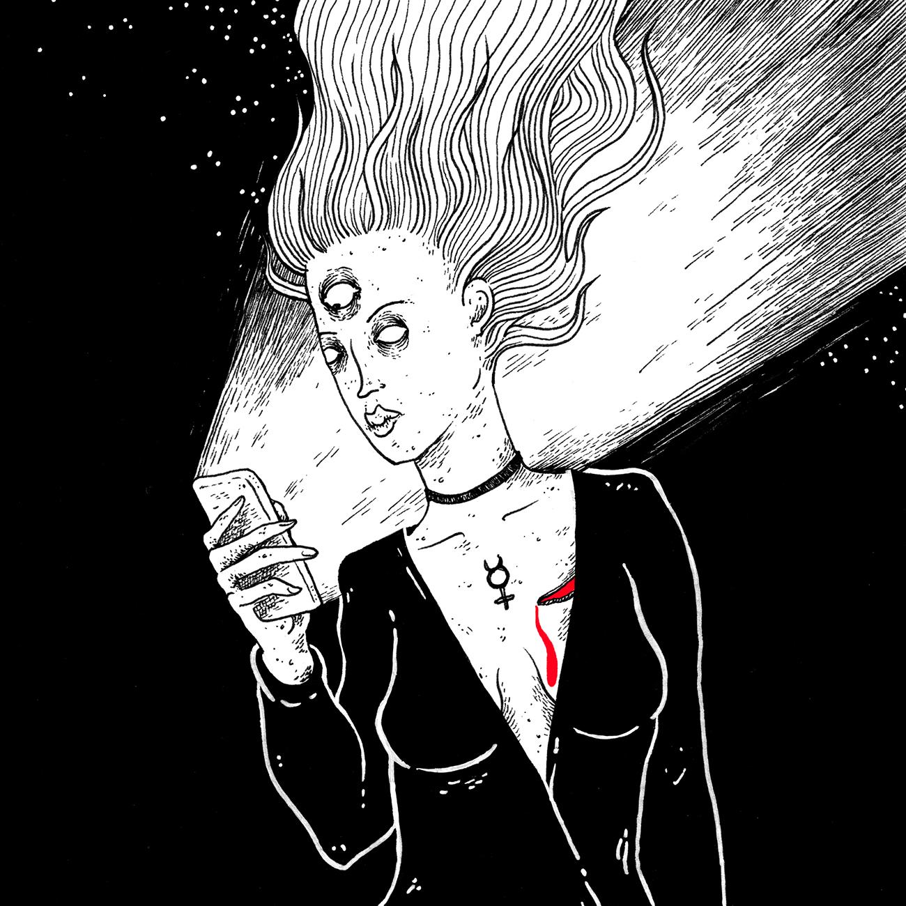 La-Satanee_bewitchallenge-2020_Modern-witch