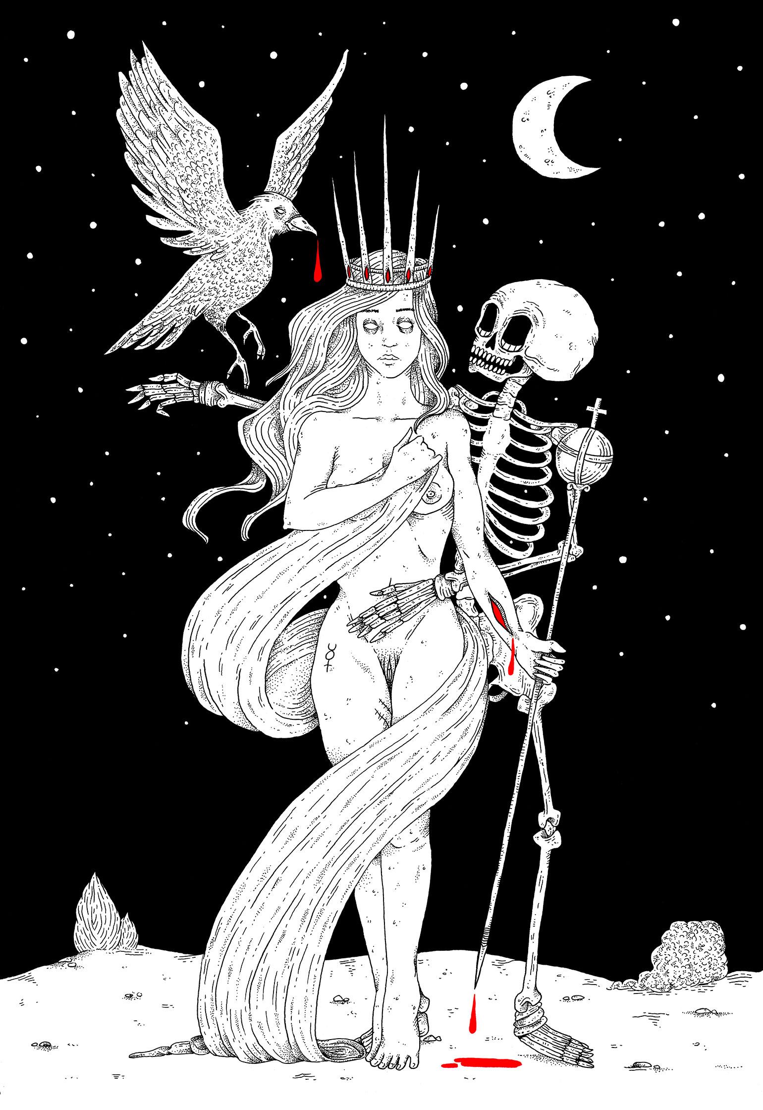 La-Satanee_III-Imperatrice