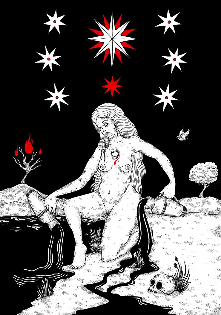 XVII — L'Étoile
